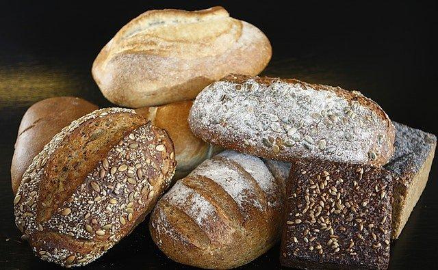 Brot Köder Mausefalle