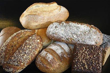 Brot-Köder-Mausefallen