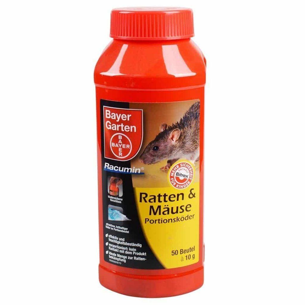Rattengift Mäusegift